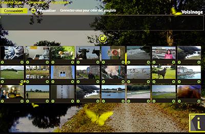 Le Conte-Acteur est une personne qui a déposé une vidéo sur le site Internet, posant un regard sur la Bretagne.