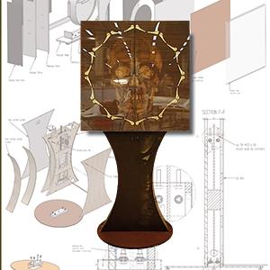 La Fabrique des Images fait appel à la société de signalétique Self Signal à Rennes pour ses projets.