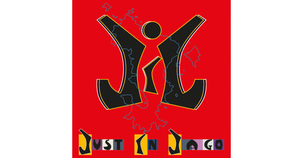 Logo du groupe de rap Just In Jago.