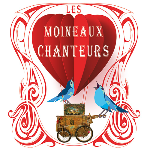 Logo LES MOINEAUX CHANTEURS.